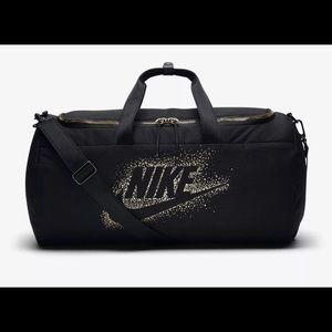 Nike duffel bag